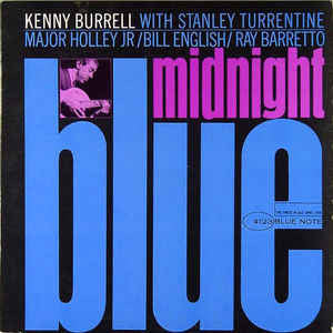Kenny Burrell ‎– Midnight Blue (1963) - New Vinyl (Europe Import 180 gram) 2015 - Jazz