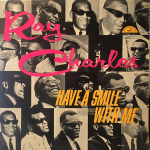 Ray Charles ‎– Have A Smile With Me - VG Lp Record 1964 USA Mono Original Vinyl - Rhythm & Blues / Soul