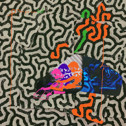 Animal Collective - Tangerine Reef - New Vinyl 2 Lp 2018 Domino Pressing on 180 gram Green Vinyl with Etched D-Side & Download - Psych / Electronica