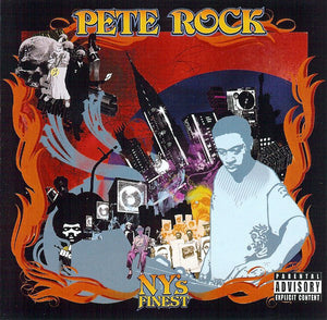 "Pete Rock - NY's Finest - New Vinyl Record 2013 Nature Sounds Limited Edition 2-LP + Bonus 7"" - Rap / HipHop"