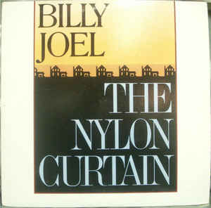 Billy Joel - The Nylon Curtain - VG+ Stereo 1982 Original Press USA - Soft Rock
