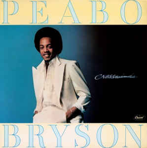 Peabo Bryson - Crosswinds - VG Stereo 1978 Original Press USA - Soul / Disco