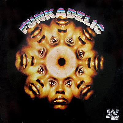Funkadelic - Funkadelic (1970) - New Vinyl 2000's Reissue Press - Funk / P.Funk