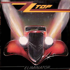 ZZ Top - Eliminator - Mint- Lp Record 1983 Stereo USA Original Bob Ludwig Mastered - Rock - B9-035