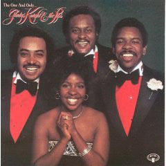 Gladys Knight & The Pips ‎– The One And Only... - VG+ Lp Record 1978 USA Original Vinyl - Soul / Gospel