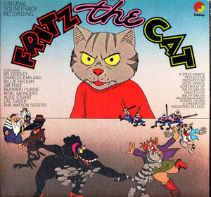 Soundtrack - Fritz the Cat - New Vinyl 2004 Fantasy USA Reissue