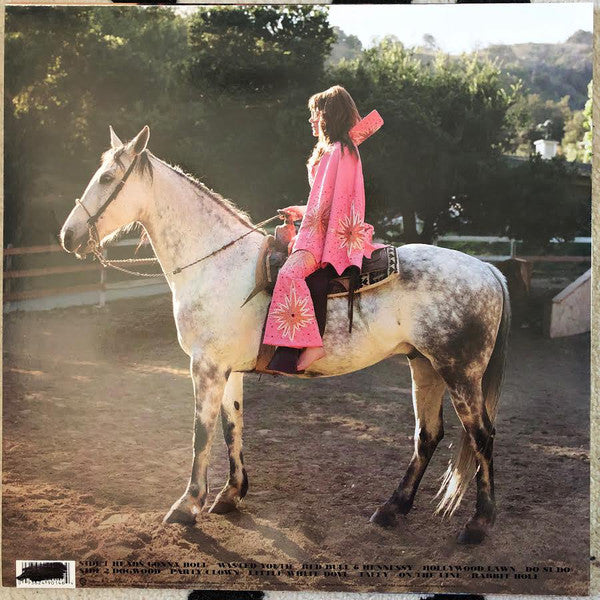 Jenny Lewis - On The Line - New LP Record 2019 Warner USA Vinyl - Pop Rock