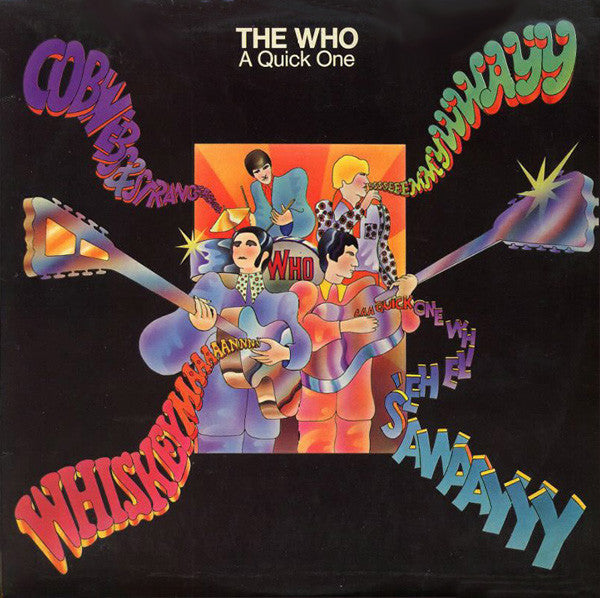 The Who - A Quick One - New Lp Record 2015 Europe Import Geffen Mono Vinyl - Classic Rock
