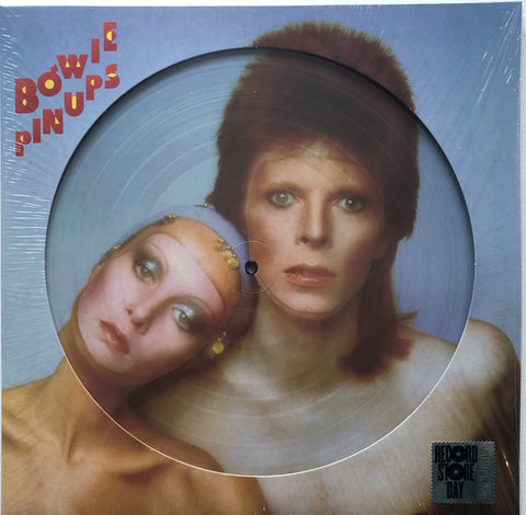 David Bowie - Pin Ups - New Lp Record Store Day 2019 Rhino Europe Import RSD Picture Disc - Classic Rock / Glam