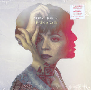 Norah Jones - Begin Again - New Lp Record 2019 Blue Note USA Vinyl & Download -  Jazz