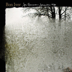 Bon Iver - For Emma, Forever Ago - New Vinyl 2008 Jagjaguwar w/ Download - Indie / Folk / Chillllll