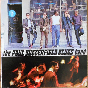 The Paul Butterfield Blues Band (1965) - Mint- Stereo USA (Butterfly Label Press 1973) - Rock - B21-036