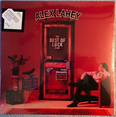 Alex Lahey - The Best of Luck Club - New Lp Record 2019 Dead Oceans USA White Vinyl & Download - Indie Rock