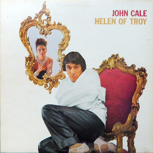 John Cale ‎– Helen Of Troy (1975) - New Lp Record 2015 USA Vinyl - Classic Rock