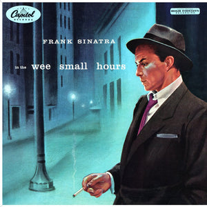 Frank Sinatra ‎– In The Wee Small Hours (1955) - New Vinyl Record 2016 (Europe Import) Limited Edition 180 gram on GREEN VINYL) - Jazz/Vocal