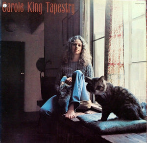Carole King – Tapestry - VG+ Stereo 1971 USA (Original Press With Matching Inner Sleeve) - Rock - B18-056
