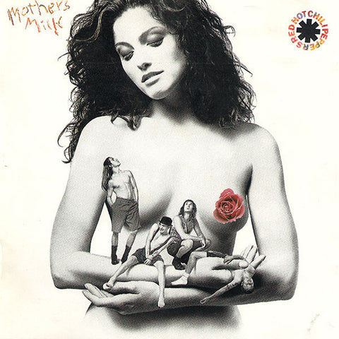 Red Hot Chili Peppers - Mothers Milk - New Lp Record 2009 USA 180 gram Vinyl - Alternative Rock