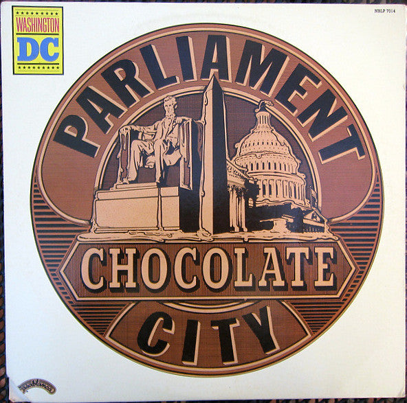 Parliament - Chocolate City - New Vinyl Casablanca USA Reissue - Funk