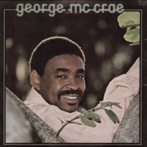 George McCrae ‎– George McCrae - New Vinyl Record (1975) USA Original Press - Soul