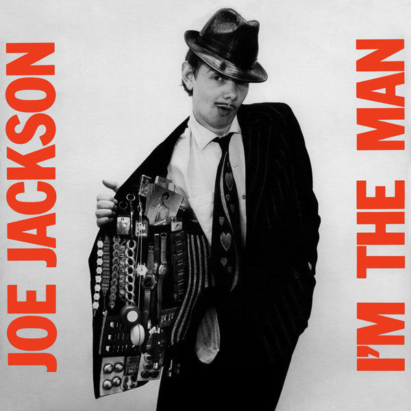 Joe Jackson - I'm the Man VG+ Stereo 1979 A&M Original Press - Pop / Rock
