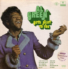 Al Green - Gets Next To You - New Vinyl 2012 Fat Possum Reissue w/ Download - Funk / Soul