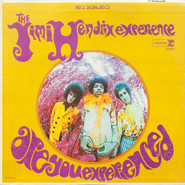 The Jimi Hendrix Experience - Are You Experienced (1967) - New Lp Record 2014 USA 180 gram Vinyl - Psychedelic Rock
