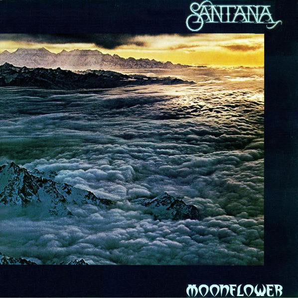 Santana ‎– Moonflower - Mint- 2 Lp Set 1977 Stereo USA Original - Classic Rock / Fusion / Latin - B9-043