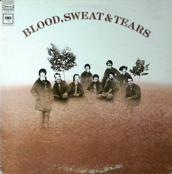 Blood, Sweat And Tears - Blood, Sweat And Tears - VG+ 1969 USA Stereo - Rock