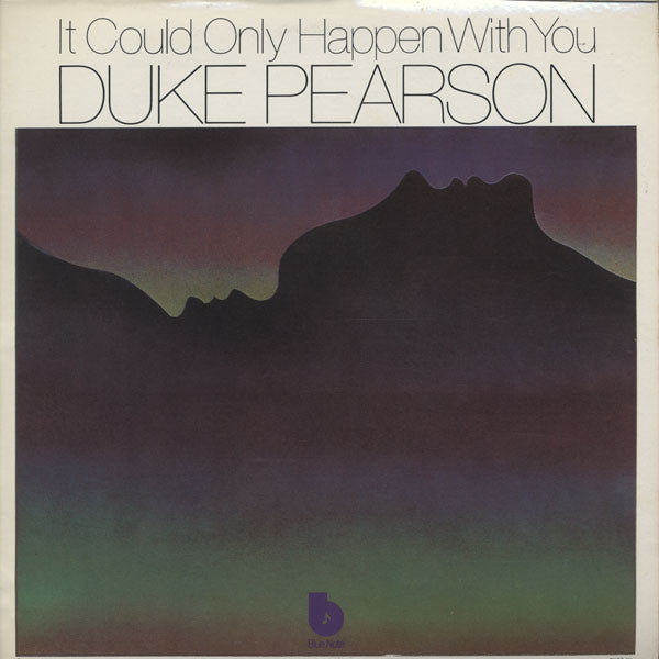 Duke Pearson ‎– It Could Only Happen With You VG+ - 1974 Blue Note Stereo USA - Jazz - B1-069