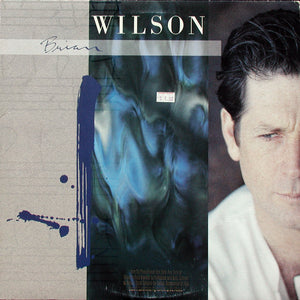 Brian Wilson - S/T - New Vinyl Record 2015 Record Store Day Black Friday 2-LP Blue Swirl Vinyl