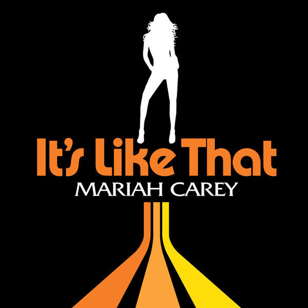 "Mariah Carey ‎– It's Like That (Remixes) - New Vinyl Record 12"" Single USA 2005 - R&B/House"
