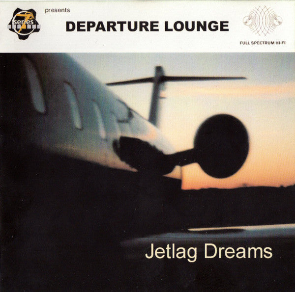 Departure Lounge - Jetlag Dreams - New Vinyl Record 2016 Bella Union Limited Edition Clear Vinyl w/ Download - Electronic / Pop / Ambient