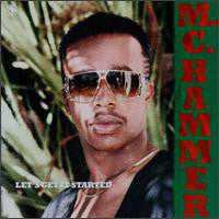 M.C. Hammer ‎– Let's Get It Started - New Vinyl Record (Vintage 1988) - USA - Hip Hop