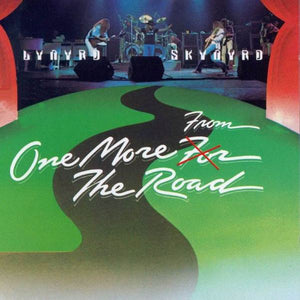Lynyrd Skynyrd ‎– One More From The Road - VG+ 2 Lp Record 1976 Stereo USA Original Vinyl & Insert  - Classic Rock