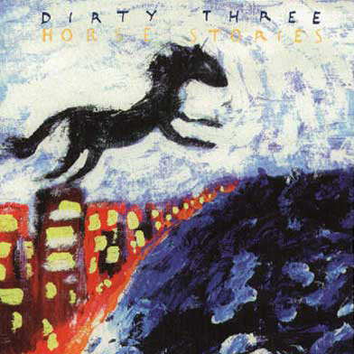 Dirty Three - Horse Stories - New Vinyl 2008 Touch and Go Records LP + Download - Post-Rock / Experimental Rock