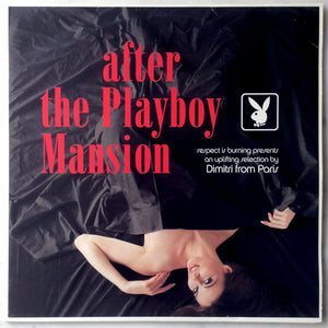 Compiled By – Dimitri From Paris (Various) – After The Playboy Mansion (Uplifting Selection) - VG+ 2xLP - USA 2002 - House, Disco
