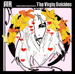 Air - Virgin Suicides Original Motion Picture Score - New Vinyl 2015 Parlophone France 180gram Pressing