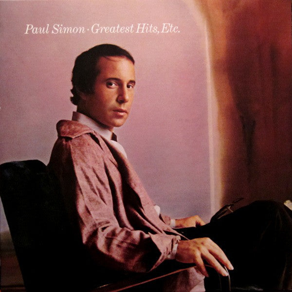 Paul Simon ‎– Greatest Hits, Etc. - VG+ Stereo 1977 USA Original Press Record With Matching Inner Sleeve - Rock/Pop