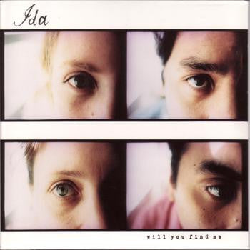 Ida - Will You Find Me - New Vinyl Record 2016 Polyvinyl Record Store Day Gatefold 2-LP 180gram Black Vinyl Pressing w/ Download - Indie / Rock