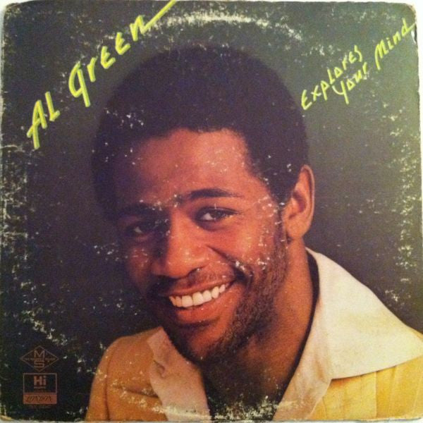 Al Green ‎– Explores Your Mind - VG+ Lp Record 1974 Original USA Vinyl - Soul - B17-071