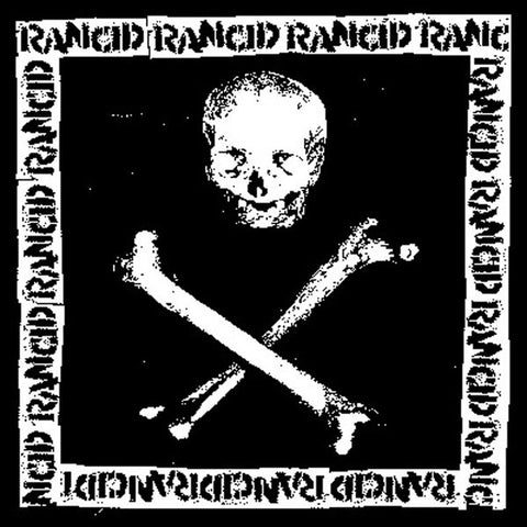 Rancid - S/T (1993) - New Vinyl Record 2014 Epitaph Limited Edition Reissue on Red Vinyl - Punk