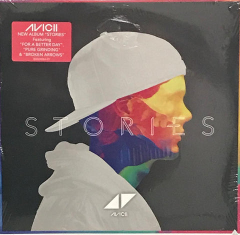 Avicii - Stories - New 2 Lp Record 2015 Island Europe Import VInyl - Electronic / House / Synth-pop