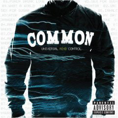 Common ‎– Universal Mind Control - New Vinyl Record 2 Lp 2008 Original