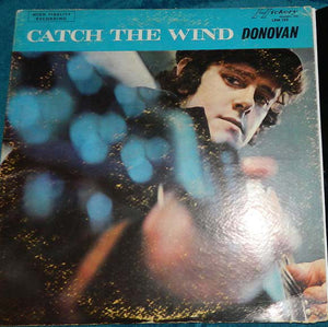 Donovan ‎– Catch The Wind - VG Lp Record 1965 Hickory USA Mono Vinyl - Folk Rock / Acoustic