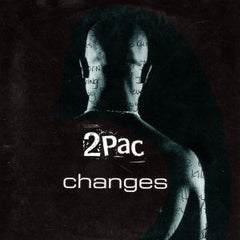 "2Pac – Changes - Mint- 12"" SIngle USA 1998 PROMO - Hip Hop - Shuga Records Chicago"
