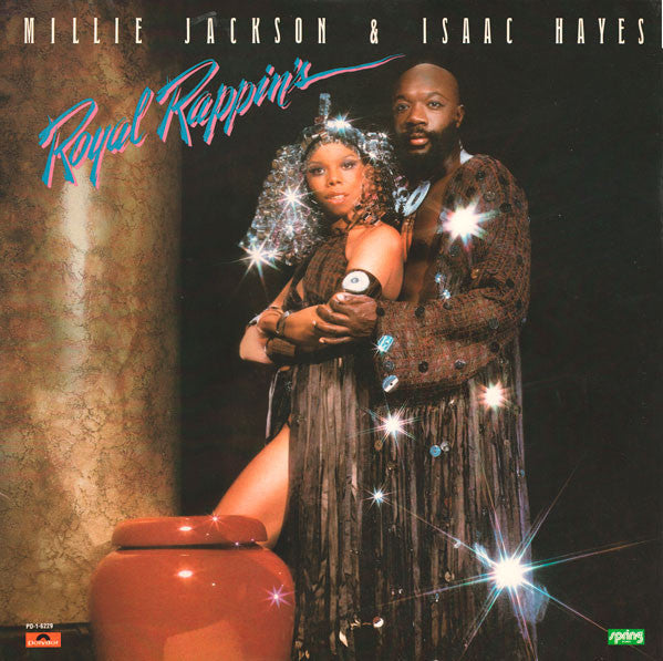 Millie Jackson & Isaac Hayes - Royal Rappin's - Mint- Lp Record 1979 Stereo Original USA - Soul / Disco / Funk - B13-080