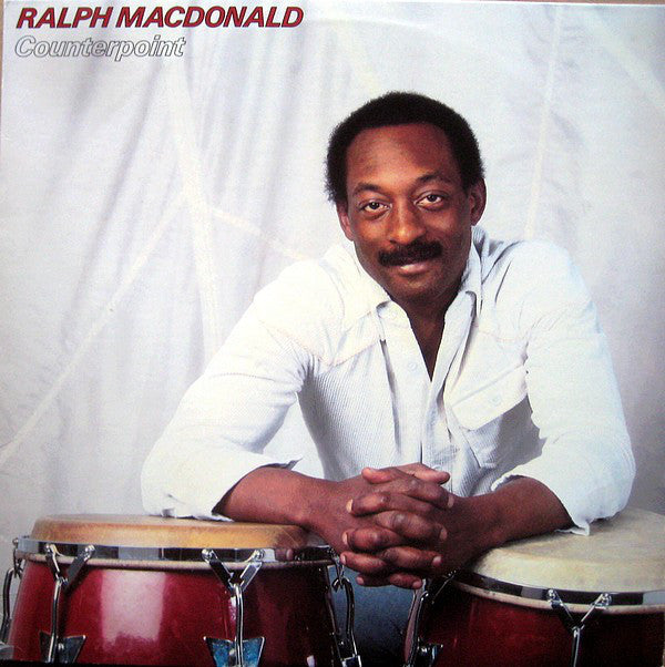 Ralph MacDonald - Counterpoint - VG Stereo USA 1979 Marlin Records - Funk / Disco