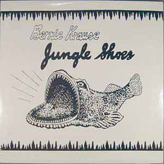 Bernie Krause – Jungle Shoes - Mint- 1989 Promo USA (Audiophile Analogue) - Abstract, Experimental, Funk
