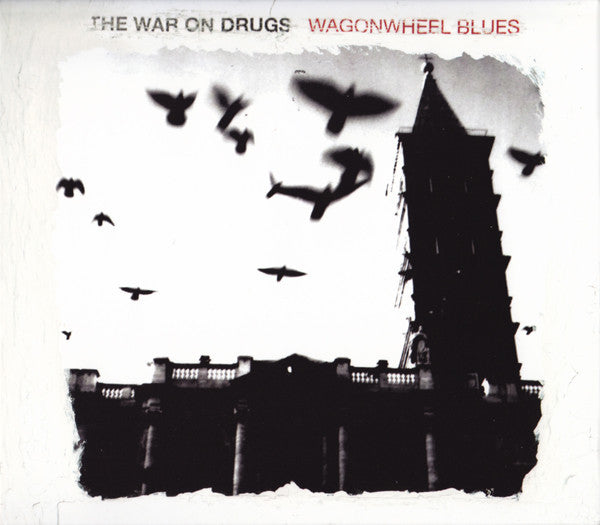 The War on Drugs - Wagonwheel Blues - New LP Record 2008 USA Vinyl & Download - Psychedelic Rock / Indie Rock