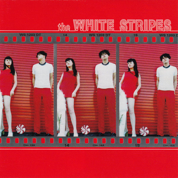 The White Stripes - The White Stripes - New Vinyl 2010 Remastered 180 Gram w/MP3